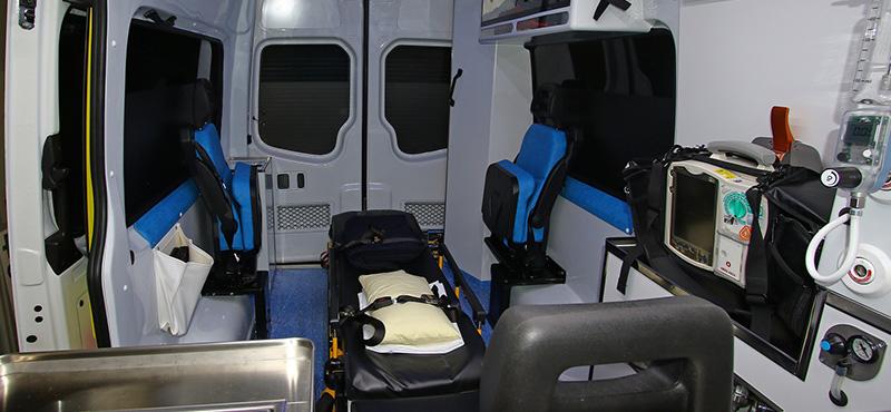 ambulances le coudray macouard