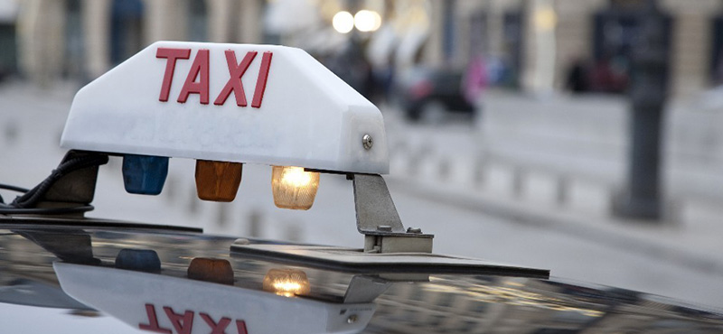 taxis le coudray macouard